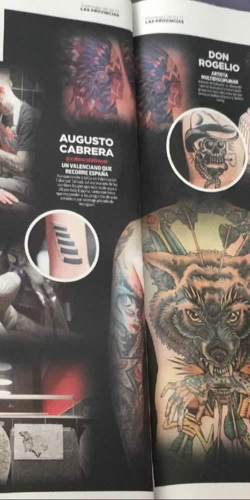 No Land Tattoo Parlour