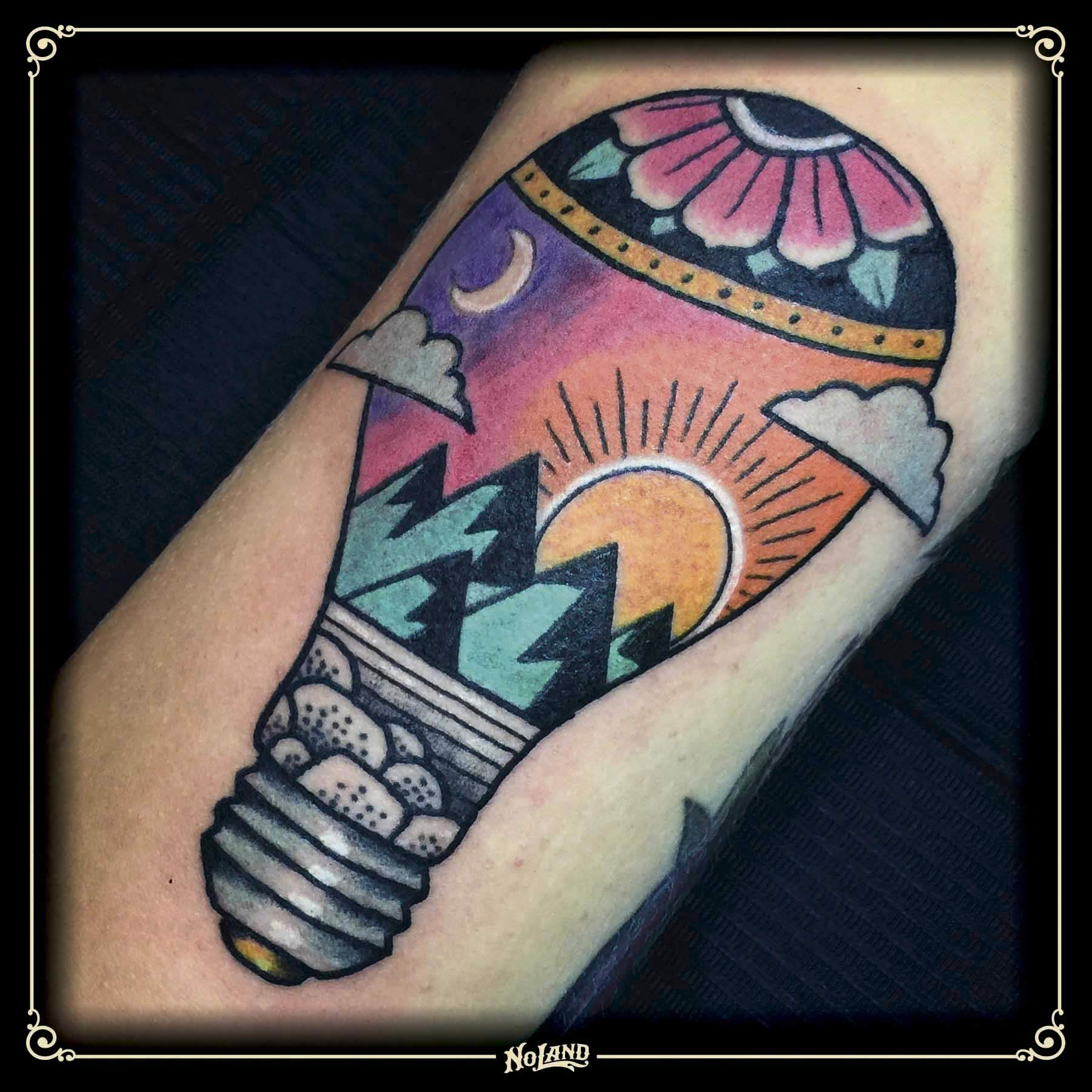 Isa santana archivos no land tattoo parlour for The parlour tattoo