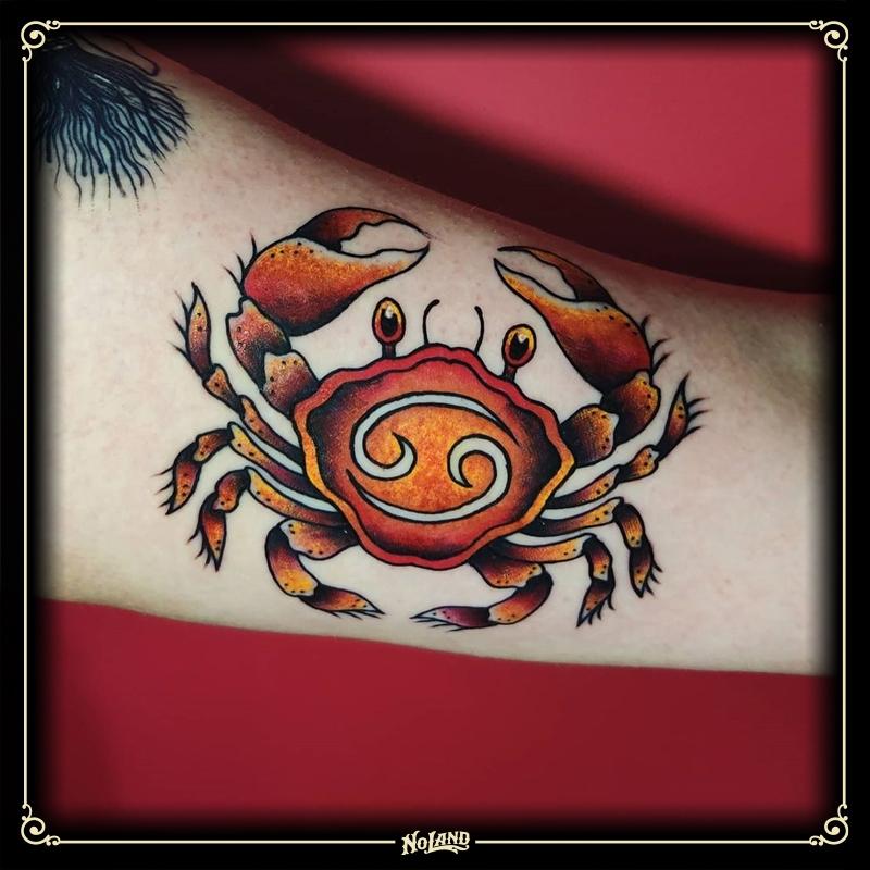 No Land Tattoo estudio de tatuajes